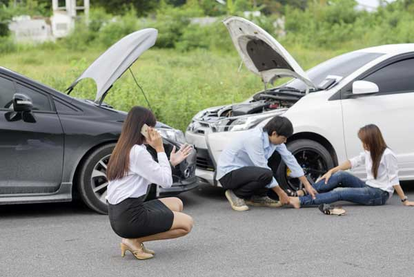 serious car accident injuries