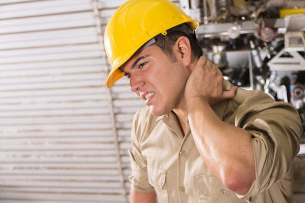 Workers comp settlements for neck injuries