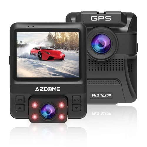 AZDOME 1080P Dash Cam