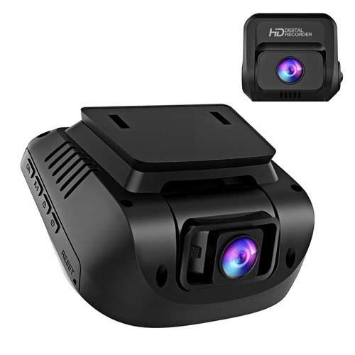 Crosstour CR900 Front and Rear Dual Lens Dash Cam