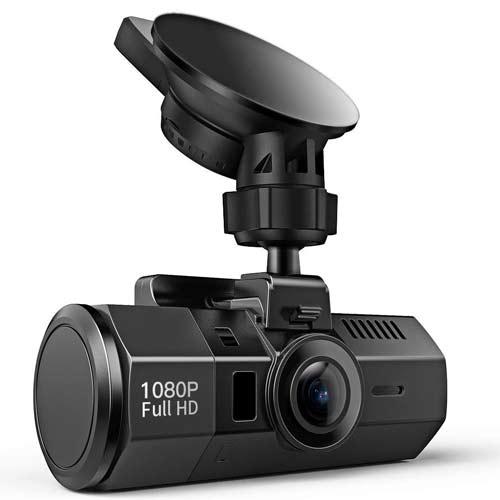 Crosstour Dash Cam DVR Car Dashboard Camera