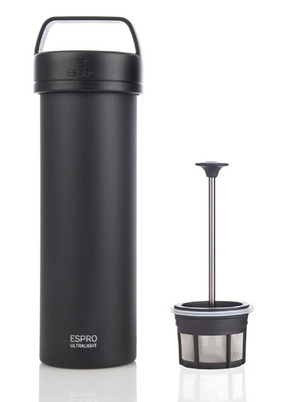 Espro 5116C-18BK Ultralight Coffee Press