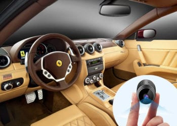 Hidden Camera For Car Interior