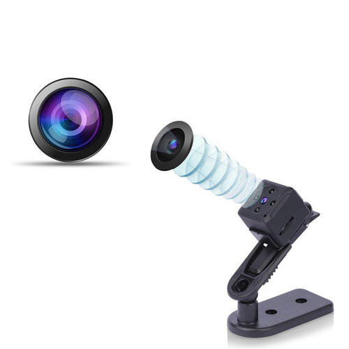 NIYPS Mini Spy Hidden Camera