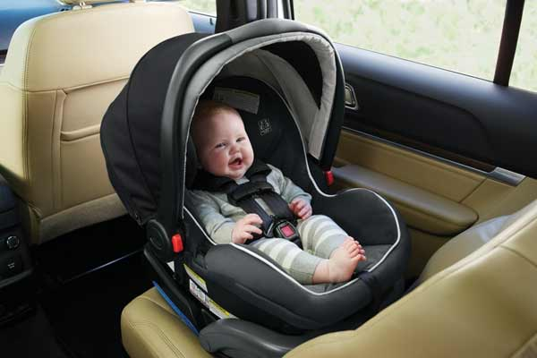 Lightest Convertible Car Seat