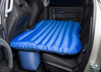 inflatable mattress for back seat of truck