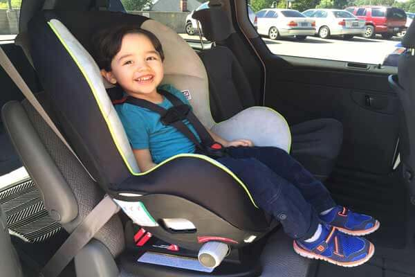 safest car seat for 4 year old
