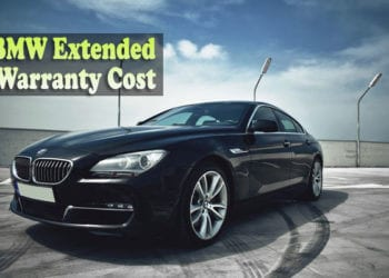 BMW Extended Warranty Cost