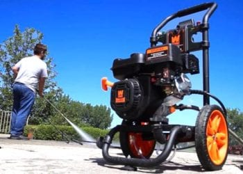 Best Gas Pressure Washer