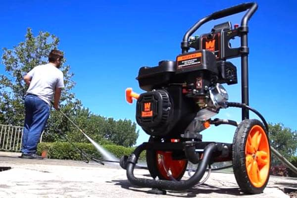 Best Gas Pressure Washer