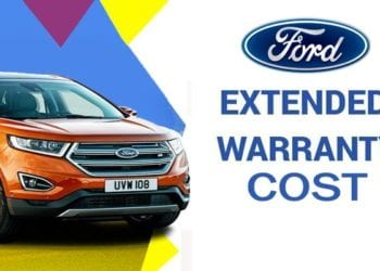Ford Extended Warranty Cost