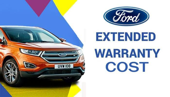 Ford Extended Warranty >> How Much Does Ford Extended Warranty Cost Review And Coverage