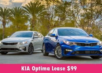 KIA Optima Lease $99