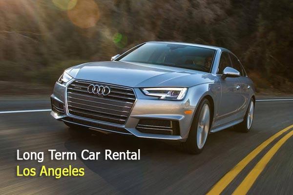 Long Term Car Rental Los Angeles