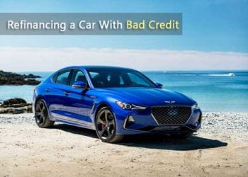 Refinancing a Car With Bad