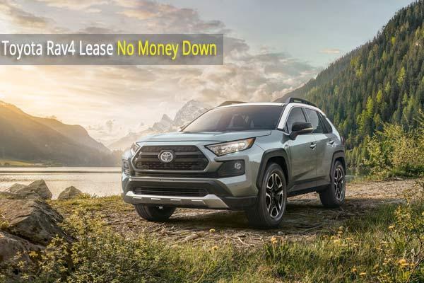 Toyota Rav4 Lease No Money Down