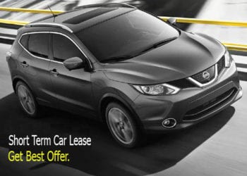 short term car lease 3 months