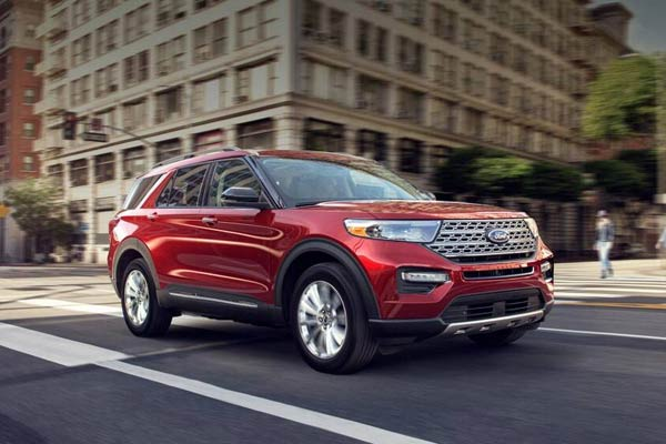 Ford Explorer Lease Deals