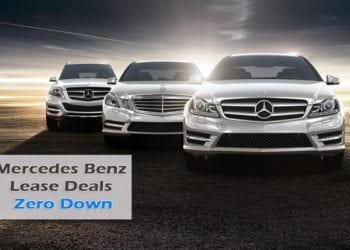 Mercedes Benz Lease Deals 0 Down