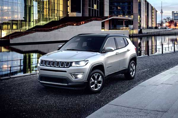 Jeep Compass Lease Deals