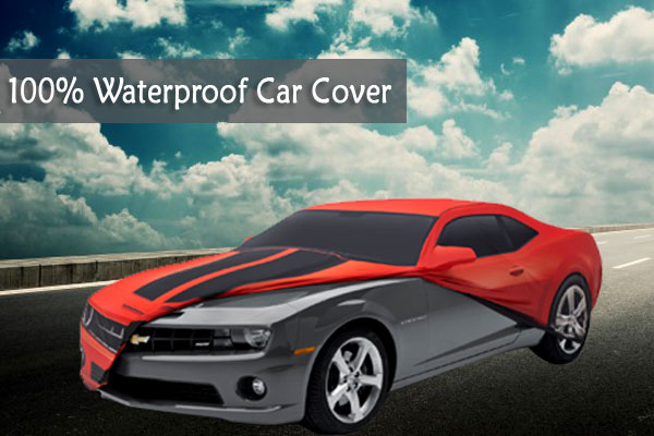 XCAR Brand New Breathable Dust Prevention Car Cover-Fits Sedan Hatchback Up To 185 Inch In Length