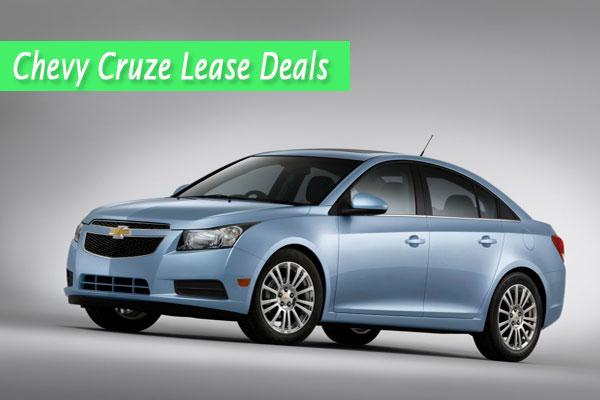 Chevy Cruze Lease Deals