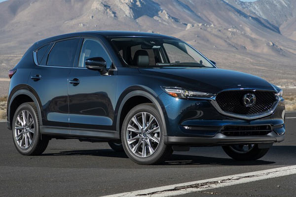 Mazda CX 5 Lease Deals