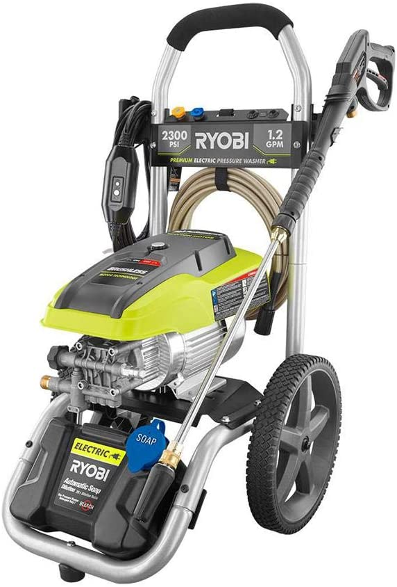 Ryobi 2300 PSI electric Pressure Washer
