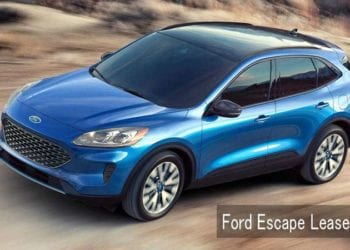 Ford Escape Lease Deals
