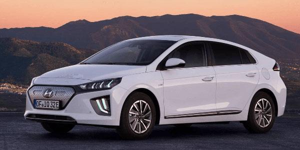 Hyundai Ioniq Plug In Hybride