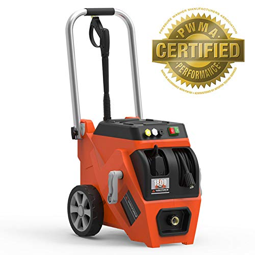YARD FORCE 1800 PSI Electric Washer