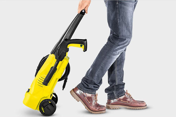 Katcher Pressure Washer