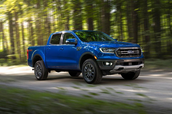 Ford Ranger Lease Deals