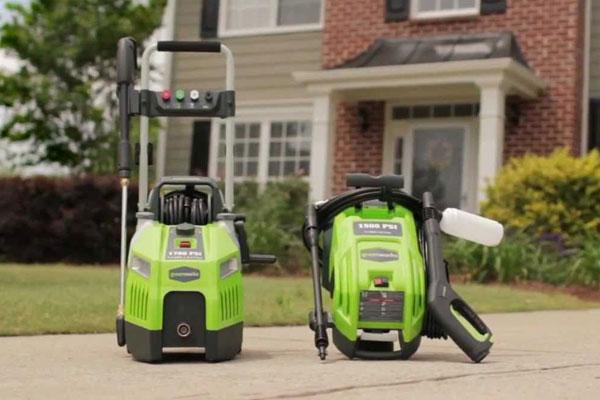 Greenworks Electric Pressure Washer