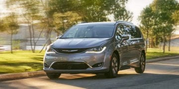Chrysler Pacifica For Lease