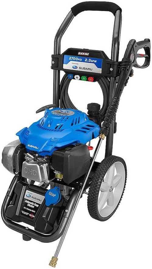 Black Max BM802711 2700 PSI Pressure Washer