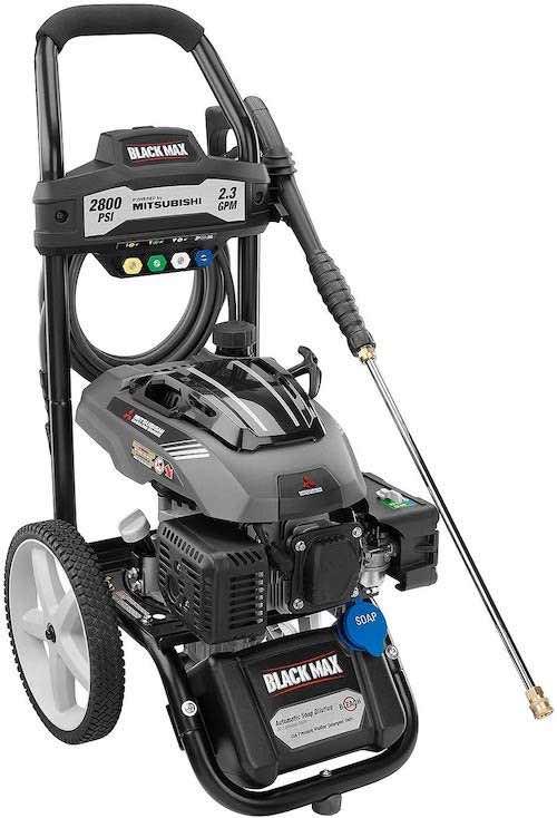 Black Max BM802823 2800 PSI