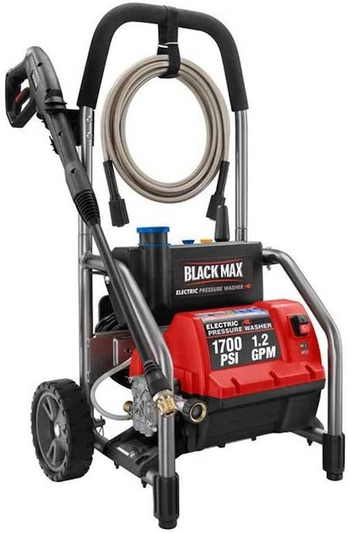 Blackmax BM80721 1700 PSI Pressure Washer