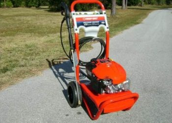 Troy Bilt Power Pressure Washer