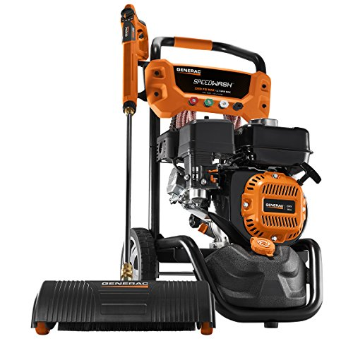 Generac SpeedWash 7122 Gas Powered Pressure Washer