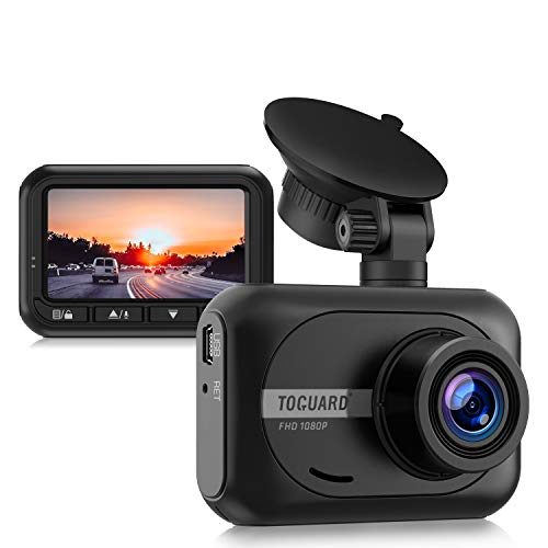 TOGUARD Mini Car Dash Cam