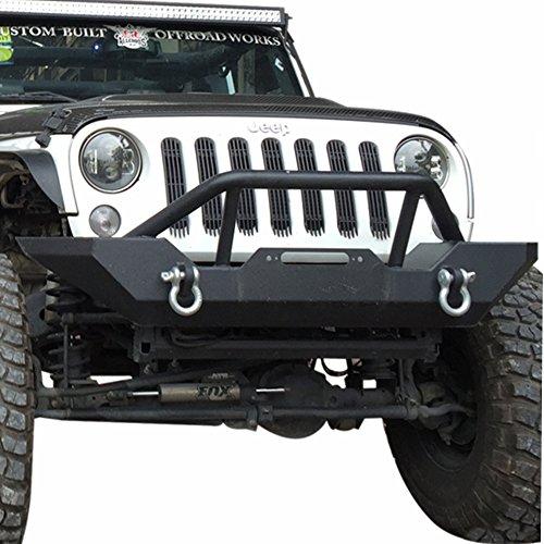 U Drive Jeep Wrangler JK Front Bumper