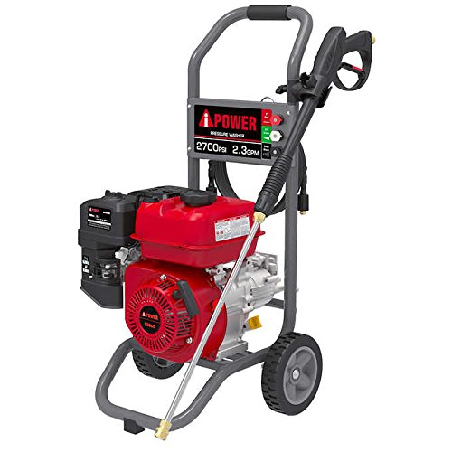 A-iPower APW2700C High-Pressure Gas Powered Washer
