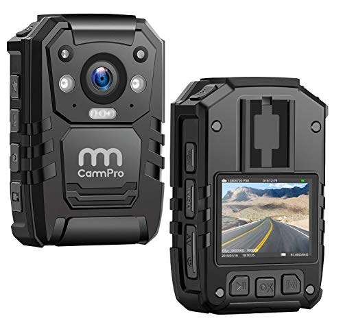 CammPro I826 128G Portable Body Camera