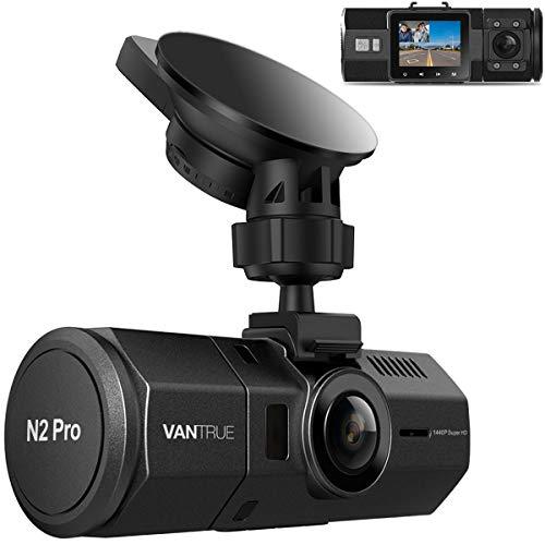 Vantrue N2 Pro Series Dual Dash Cam