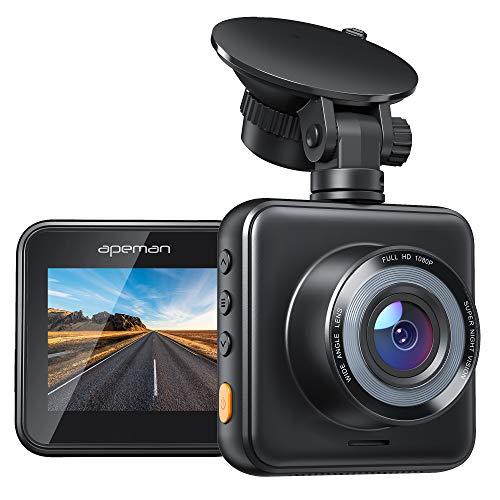 APEMAN C420 Series Cube Dash Cam