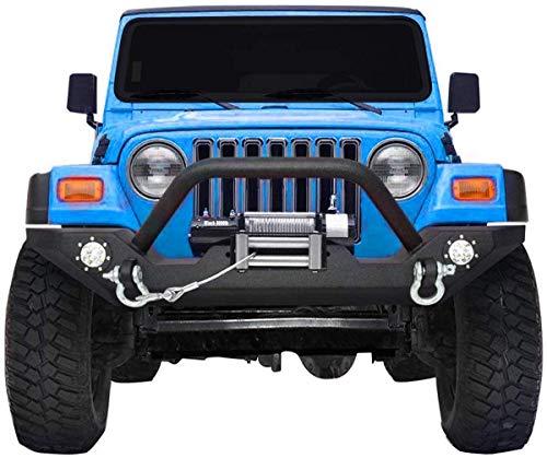 LEDKINGDOMUS Rock Crawler Front Bumper