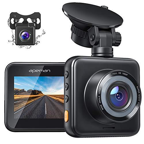APEMAN C420D Series Dash Cam