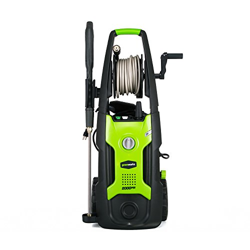 GreenWorks 2000 PSI Pressure Washer GPW2002