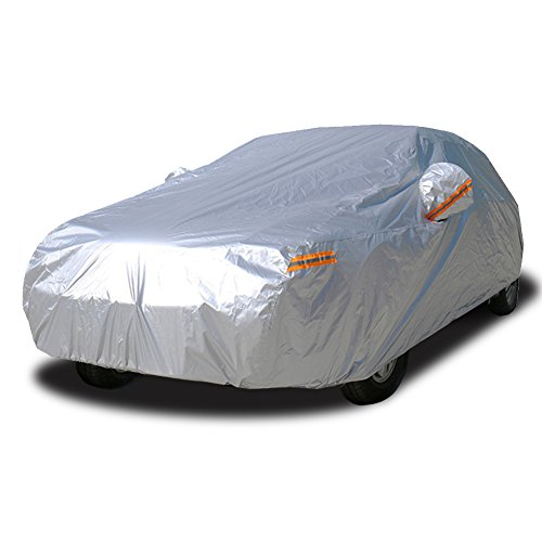 Kayme Car Covers for Automobiles C9 For Sedan-Length